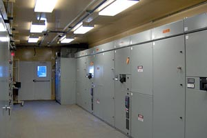 Electrical Panel Erection